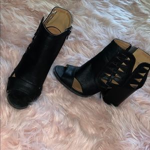 Maurices Shoes - ❤️Black heels